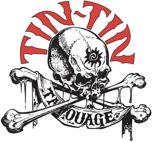 Tin-Tin Tatouages Logo